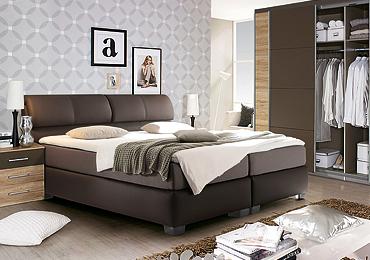 Robin Hood Möbel und Küchen - unsere große Auswahl an guten und günstigen Boxspringbetten mit hochwertigen Matratzen und Toppern