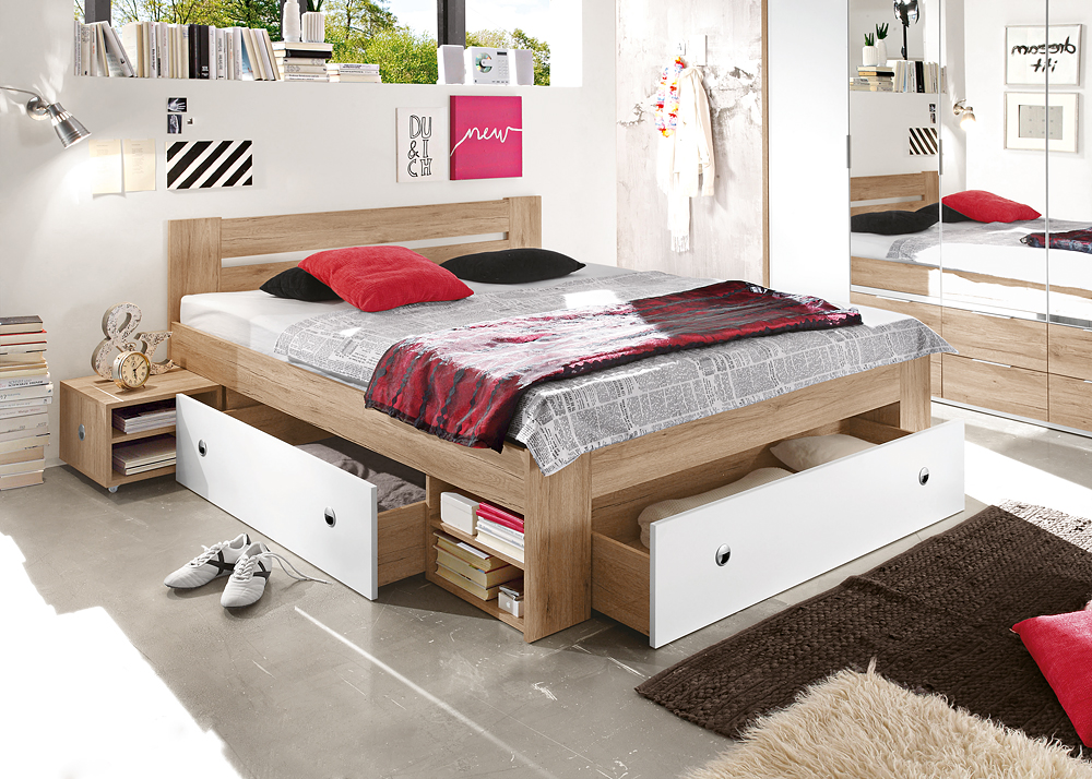 schlafzimmer robin hood m bel k chen g nstig kaufen. Black Bedroom Furniture Sets. Home Design Ideas