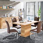 Speisezimmer Sideboard Highboard Vitrine Esstisch Schwingstühle günstig kaufen bei Robin Hood Möbel & Küchen in Donaueschingen