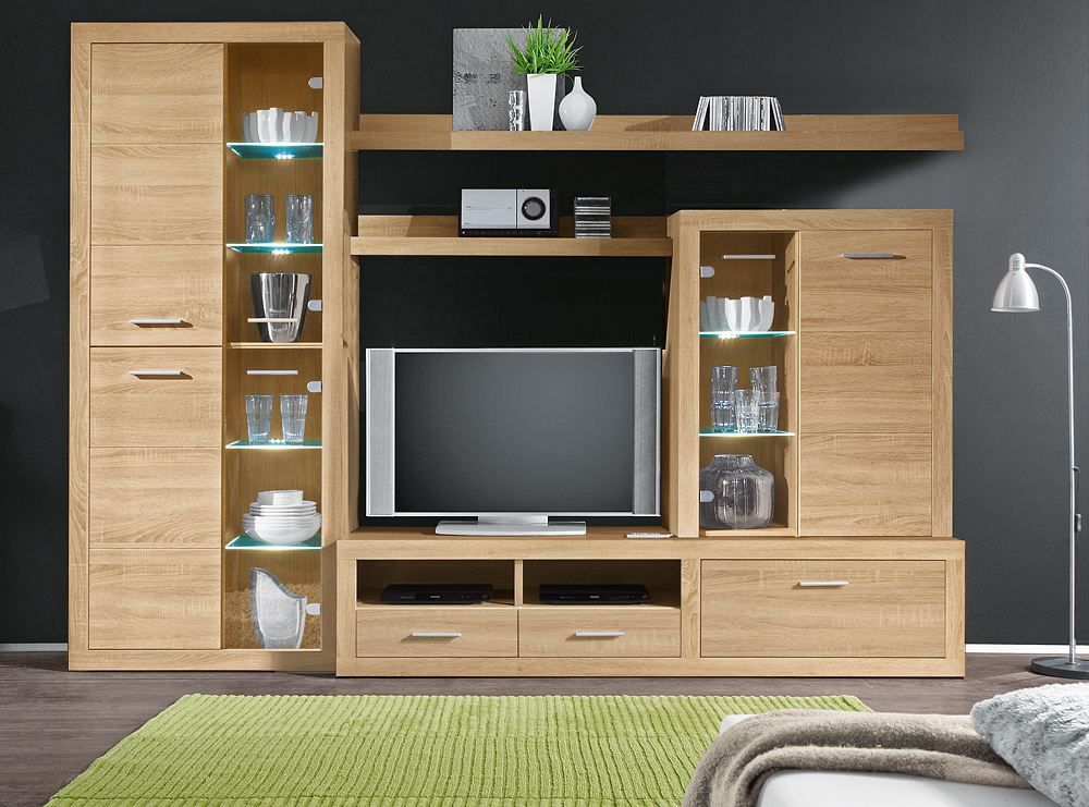 wohnw nde robin hood m bel k chen g nstig kaufen. Black Bedroom Furniture Sets. Home Design Ideas
