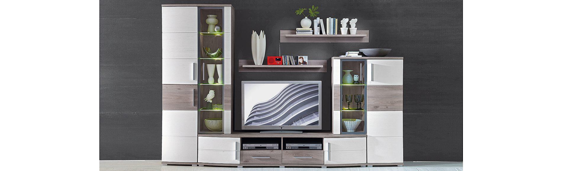 wohnw nde robin hood m bel k chen g nstig kaufen. Black Bedroom Furniture Sets. Home Design Ideas