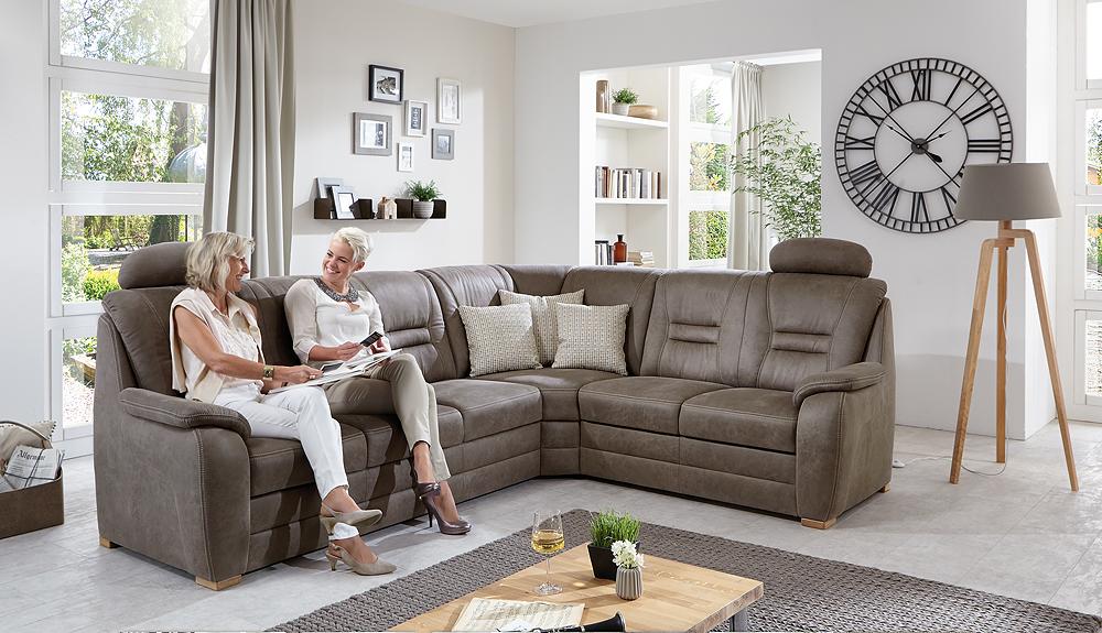 Polstergarnituren, Sofas - Robin Hood Möbel & Küchen Günstig Kaufen